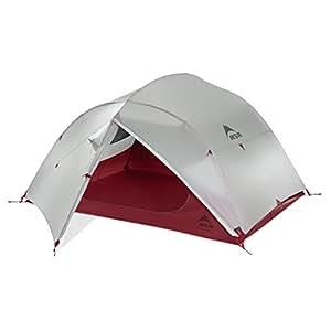 MSR Mutha Hubba NX Tent, Red
