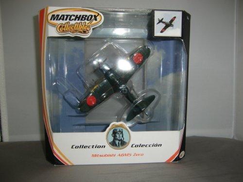 - Matchbox Mitsubishi A6M5 Zero Fighter