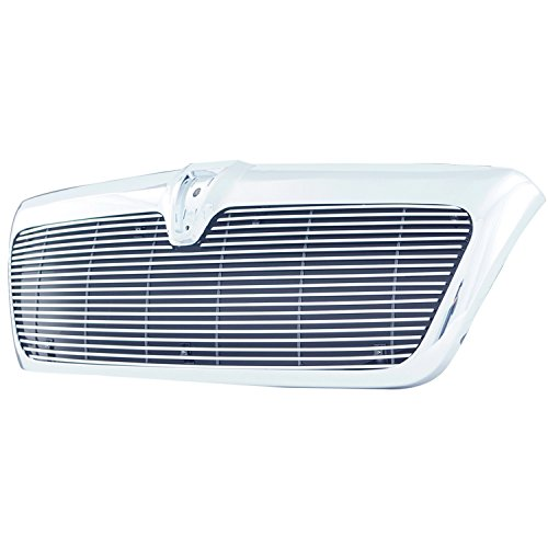 Paramount Restyling 42-0363 Full Replacement Packaged Billet Aluminum Grille with 4 mm Horizontal Bars