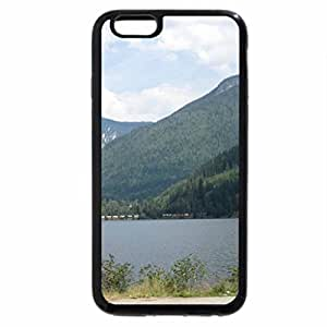 iPhone 6S / iPhone 6 Case (Black) Shuswaps Lakes in BC - Canada 23