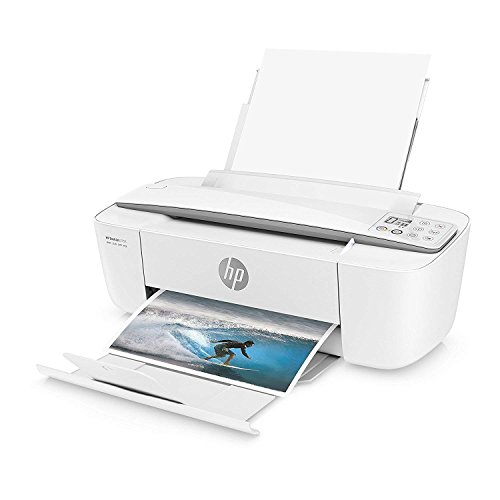 HP DeskJet 3755 Compact All-in-One Wireless Printer with Mobile Printing, HP Instant Ink & Amazon Dash Replenishment ready - Stone Accent (J9V91A) by HP (Image #11)