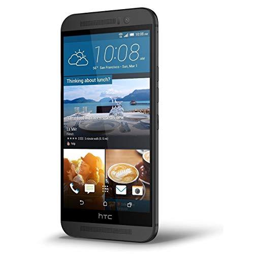 HTC One M9 32GB Unlocked GSM 4G LTE Octa-Core Smartphone and 20MP Camera - Gunmetal Grey (Renewed) (Unlocked Phone Core Cell Octa Gsm)
