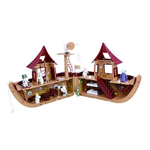 【 정규 수입 (핀란드) 】 Martinex (マルティネックス) ム?ミン 배 브라운 MNX120019 / 【Regular Import (Finland)】 Martinex (Martinex) Moomin Boat Brown MNX120019