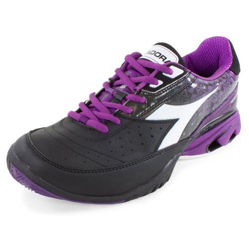 Diadora Speed Star K II Womens Tennis Shoe (9)