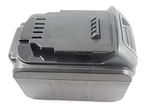vhbw Li-Ion Batería 6600mAh (14.4V) para su herramienta electrónica Dewalt DCD931M2, DCD936, DCD936L2, DCF830, DCF830M2, DCF835 por DCB140, DCB141.