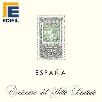 EDIFIL Juegos Hojas Álbum de Sellos España. España ...