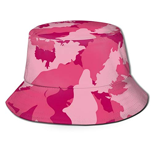 Pink Military Camouflage...