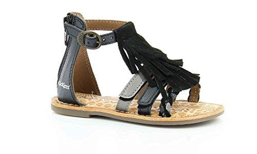 Kickers Mädchen Mode Sandale Fransen Look 624280-30