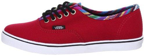 Pepper Rosso Vans chili Sneaker Donna qwFnIxg