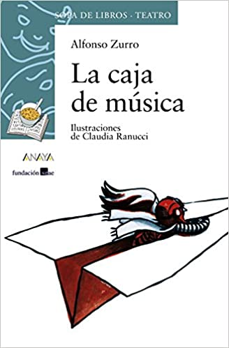 La caja de musica / The Music Box (Cuentos, Mitos Y Libros-regalo) (Spanish Edition) (Spanish) Paperback – June 30, 2005