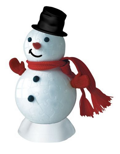 Ravensburger Snowman Puzzleball