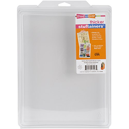 Stampendous Thicker Storage Solutions, -