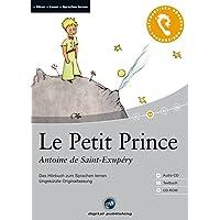 Le Petit Prince: Das Hörbuch zum Sprachen lernen.Ungekürzte Originalfassung / 2 Audio-CDs + Textbuch + CD-ROM (Interaktives Hörbuch Französisch)