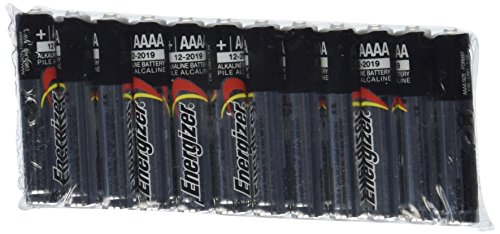 Aaa Batteries 2 Alkaline (Energizer AAAA Quadruple A E96 Batteries 12 Pack)