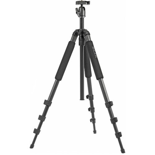 slik-sprint-pro-ii-gm-tripod-with-ballhead-supports-45-lbs-2kg-gunmetal-611-849