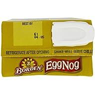 Borden Egg Nog - 32 Oz Box - Pack of 3