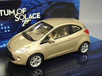 Minichamps Minichamps  Bond Collection Ford Ka