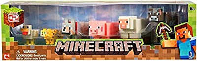 Minecraft Animal Toy 6-pack by Minecraft