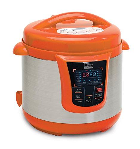 8 quart aluminum pressure cooker - 6