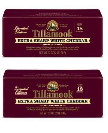 Tillamook Extra Cheddar Cheese Months product image