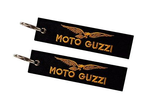 (Moto Guzzi double sided key ring (1 pc.))