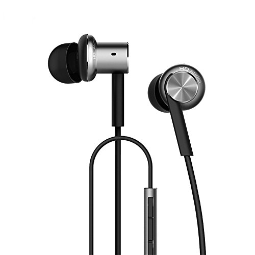Xiaomi Hybrid Bobina de hierro cancelación de ruido auriculares estéreo auriculares con micrófono y Control Remoto