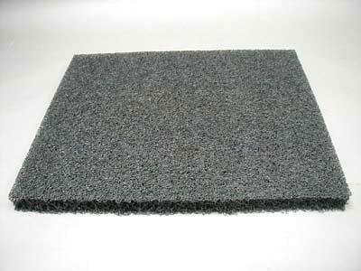 2 Sheets Matala Pond Grey Filter Mat Koi Media Pad 19'' X 24''