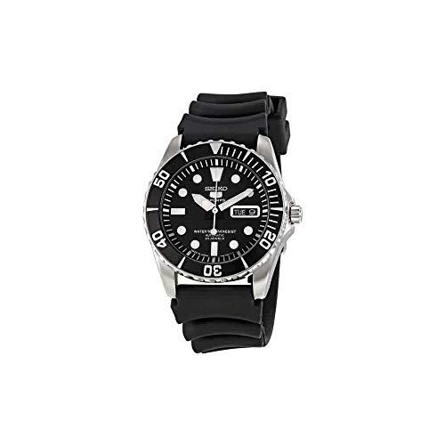 Men's  Series 5 Rubber Strap Watch - Seiko SNZF17K2