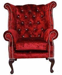 vin Chesterfield Sofas4u Swarovski Queen Anne Designer GVUzqSMp