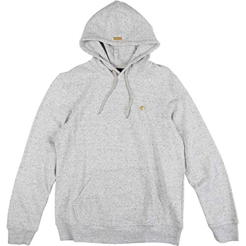 LRG Men's Research Collection Pullover Hoodie Jacket, ash Heather, XL