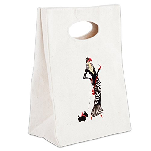 CafePress - Darcey.Png - Canvas Lunch Tote, Lunch Bag (Halloween Candy Png)