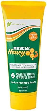 Nature's Rite Muscle Honey Sports Gel