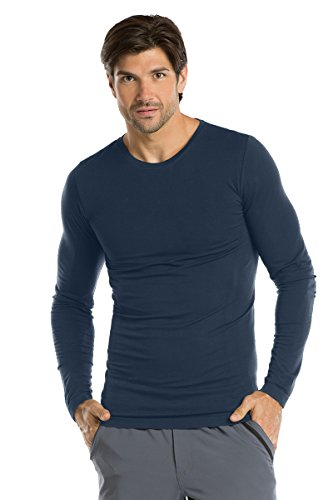 Barco One 0305 Men's Knitted Tee Steel ()