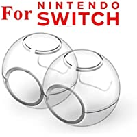DYTesa 2 Pcs Case Protective Cover for Nintend Switch Let's Go Pokeball Plus