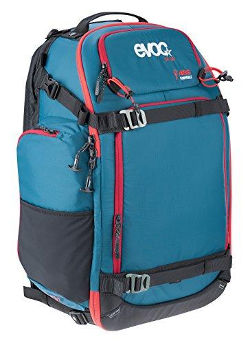 EVOC Rucksack Aufsatz Zip-On ABS CP, Petrol, 55 x 35 x 20 cm, 26 Liter, 5210-117
