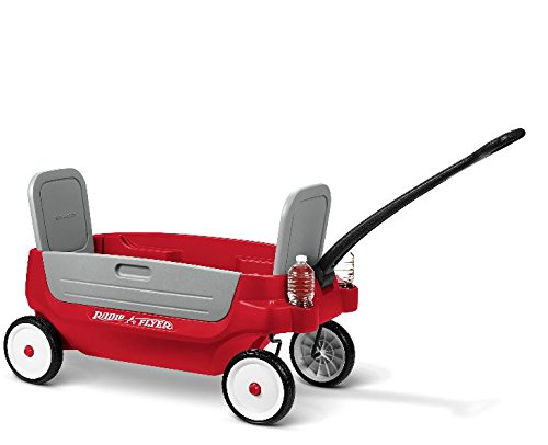 Radio Flyer Grandstand 3 in 1 Wagon