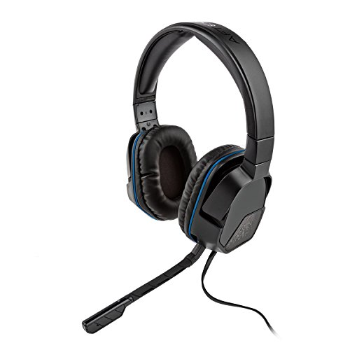 415StM8ekuL - PDP Sony Afterglow LVL 3 Stereo Gaming Headset 051-032, Black