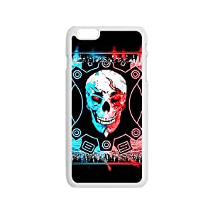 Creative Skull Pattern High Quality Custom Protective Phone Case Cove For Iphone 6