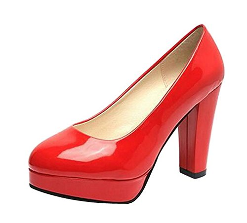 White Shoes Toe Basic Size Woman Women Shoes Boat Shoes High Pumps Plus Pointed Red Heels Wedding R4n7qUx6w