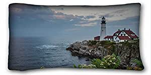 Custom Nature Custom Zippered Pillow Case 20x36 inches(one sides) from Surprise you suitable for King-bed