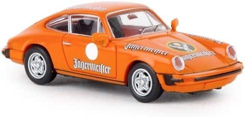 Fertigmodell 1976 Unbekannt Porsche 911 G Modellauto J/ägermeister Brekina 1:87