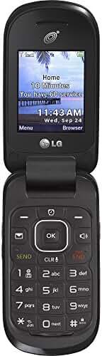 LG L237C (CDMA) Prepaid Phone (TracFone) - Retail Packaging