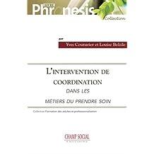 Intervention de coordination Dans les métiers du prendre soin (L'