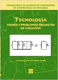 TECNOLOGIA TEORIA Y PROBLEMAS RESUELTOS DE CIRCUITOS