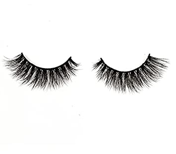 4e03e050df1 Amazon.com : 3D Faux Mink Lashes (Boss) : Beauty