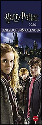Harry Potter Lesezeichen & Kalender 2020: Amazon.es: Libros ...