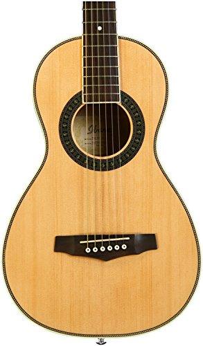 Ibanez PN1 Natural Parlor Acoustic Guitar