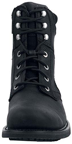 Harley Davidson Darnel, Men's Biker Boots Black