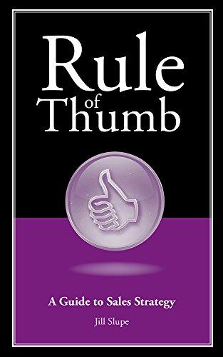Rule Thumb Guide Sales Strategy Pdf 58de663e7 Celadon Citizen