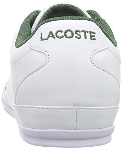 Bianco Sport da 1 116 001 Ginnastica Lacoste Scarpe Bianco Misano Uomo PxRqwWTSFf